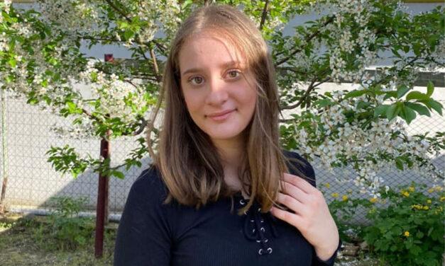Ioana Barbu, singura elevă tulceană de 10 la Evaluarea Naţională