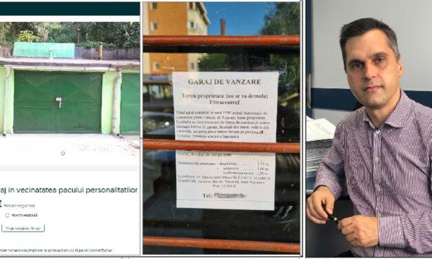 Primăria municipiului, îndemn către tulceni: nu vindeţi şi nu cumpăraţi garaje! Toate vor fi demolate