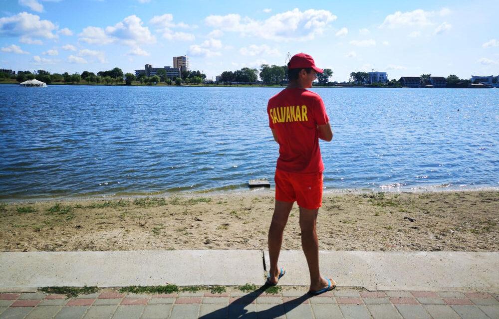Primăria Tulcea caută salvamar pentru lacul Ciuperca