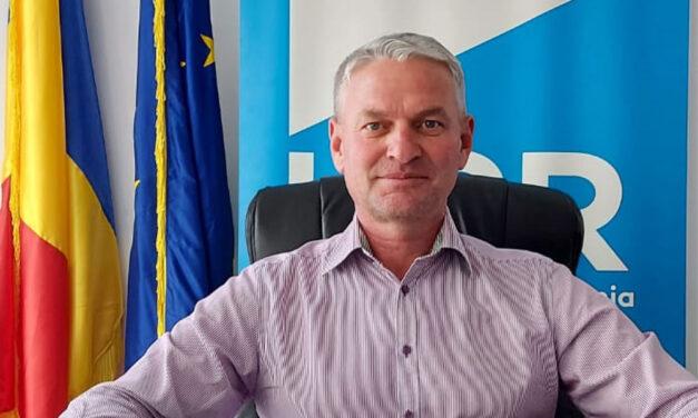 Senatorul Costel Vicol, noul preşedinte al municipalei USR Tulcea