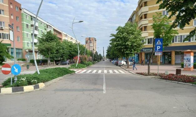 Strada Unirii, închisă traficului auto în week-end