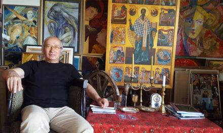 Adrian Pal, la 70 de ani: expoziţie şi lansare de carte aniversară