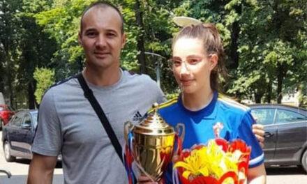 Amalia Niţă, medaliată cu aur la Campionatele Europene de box pentru juniori