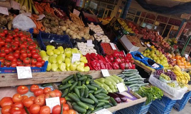 Comercianţii de fructe şi legume din pieţele tulcene, la control!
