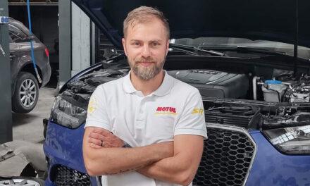 Cristian Dimitriu este reprezentantul service-urilor auto în Consiliul Consultativ al municipiului Tulcea