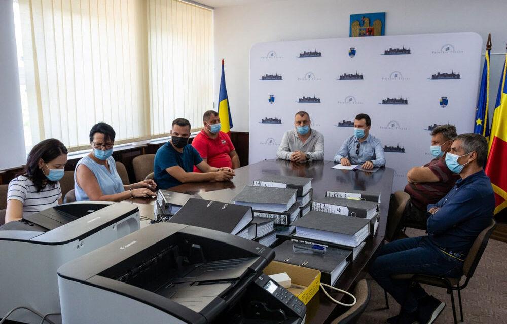 Daniel Trofim, reprezentantul taximetriştilor în Consiliul Consultativ