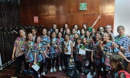 Dansatorii de la Let's Go Dance Tulcea au cucerit podiumul la Movmnt International Dance Competition