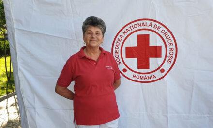 Gherghina Unguru, alături de oamenii în nevoie de peste 20 de ani