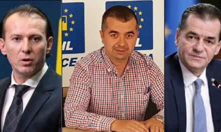 Greii liberali prezenţi la alegerile PNL Tulcea