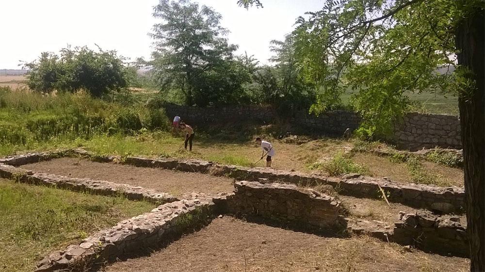 Parcul Arheologic Aegyssus, la ediţia a VI-a: