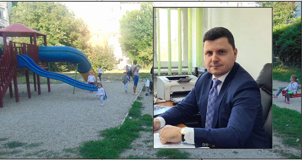 Locurile de joacă din municipiul Tulcea intră în reabilitare totală: 18 locaţii vizate