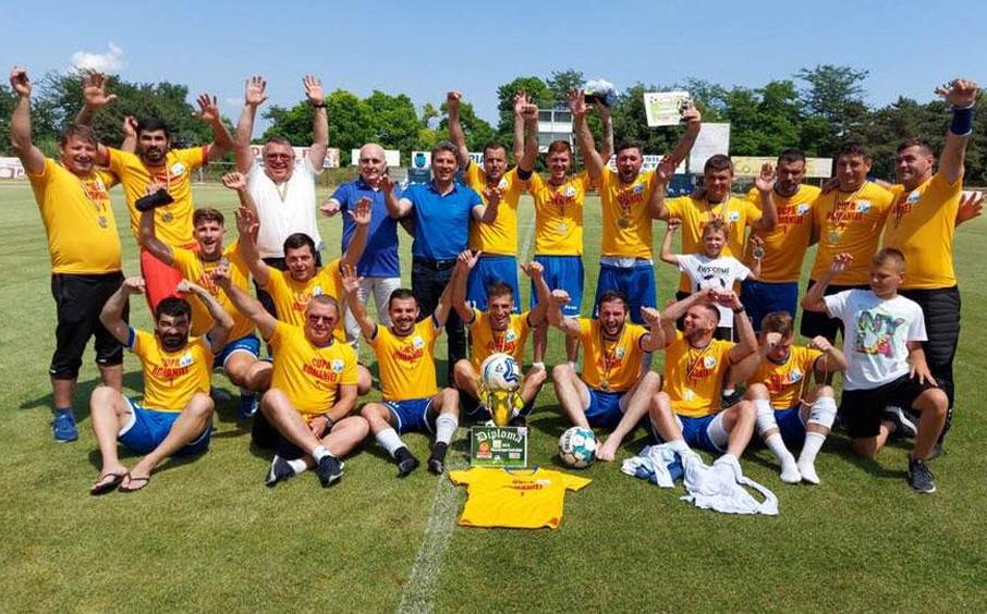 Pescăruşul Sarichioi a câştigat Finala Cupei României la nivel judeţean