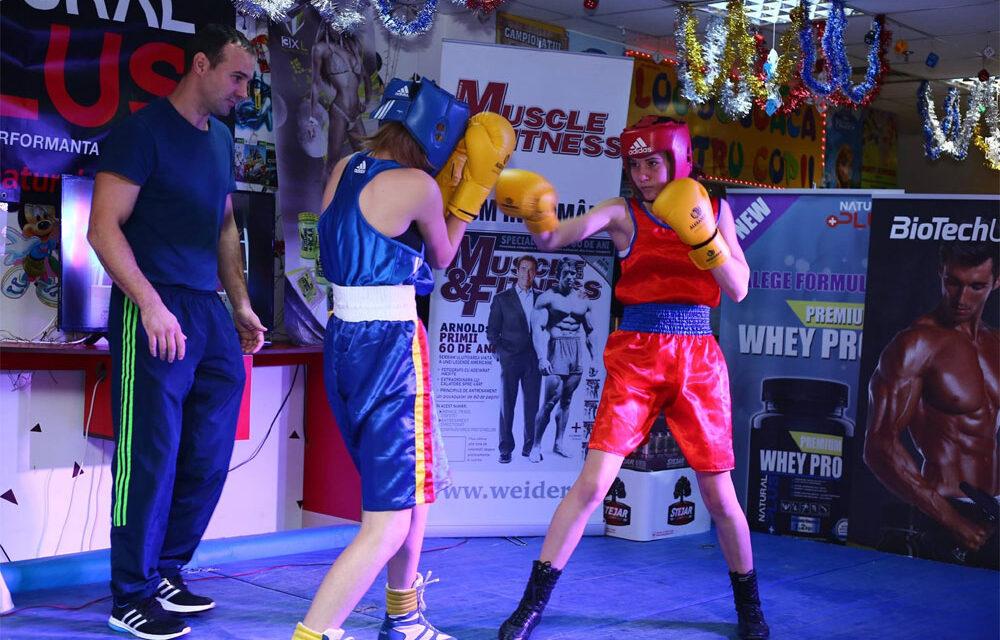 Primăria Municipiului Tulcea susţine boxul feminin
