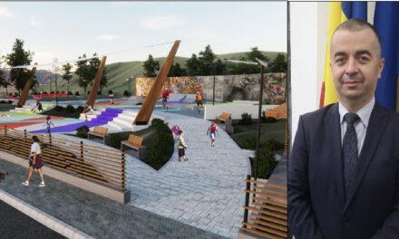 """Primarul Ştefan Ilie despre Gravity Park: """"Proiectarea a fost finalizată, urmează faza de execuţie"""""""