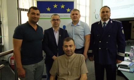 Proiect transfrontalier România-Ucraina: ambarcaţiune de patrulare şi şase centre de combatere a crimei organizate, la Tulcea
