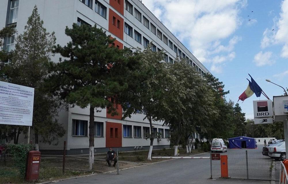 Încep lucrările de reabilitare şi extindere a Spitalului Judeţean Tulcea