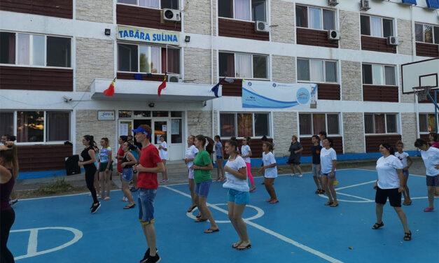 Tabăra Sulina, la mare căutare: 50 de tineri de la Universitatea din Iaşi sosesc astăzi în Deltă