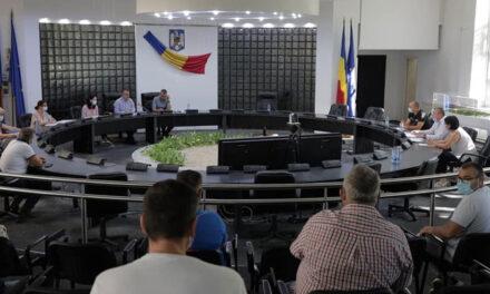 A fost conturat noul regulament al taximetriştilor din municipiu