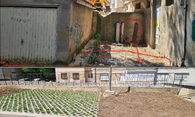 Cetăţenii care deţin garaje pe strada Mărăşeşti, somaţi să demoleze construcţiile până pe 28 august