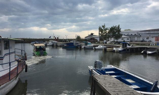 Construcţia portului de la Jurilovca, în impas din cauza contestaţiilor