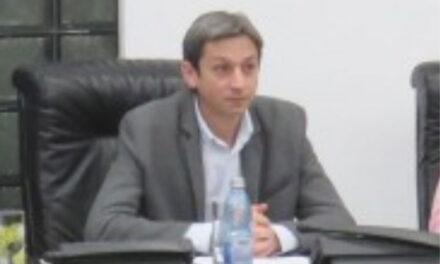 Cristian Ionescu – Preotu, arhitectul şef al judeţului, detaşat la Primăria Tulcea