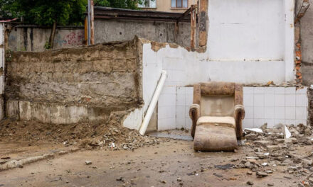 Garaje cu camere subterane, descoperite pe strada Meduzei
