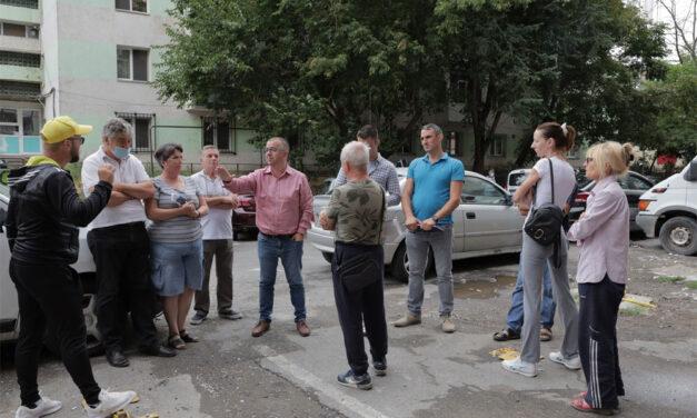 Izolarea termică a blocului 7 de pe strada Gării, finalizată în luna decembrie