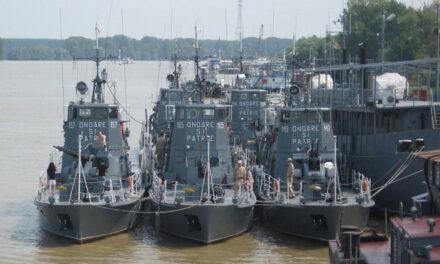 Portul militar din Tulcea, deschis pentru vizitare de Ziua Marinei doar pentru vaccinaţi