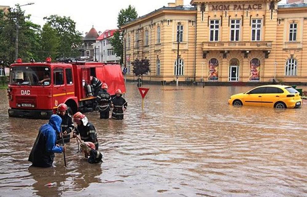 Primăria Tulcea caută dirigente de şantier pentru proiectul de preluare a apelor pluviale