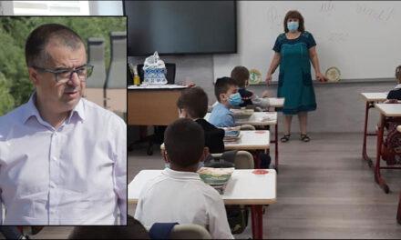 Primarul Ştefan Ilie, despre începerea noului an şcolar