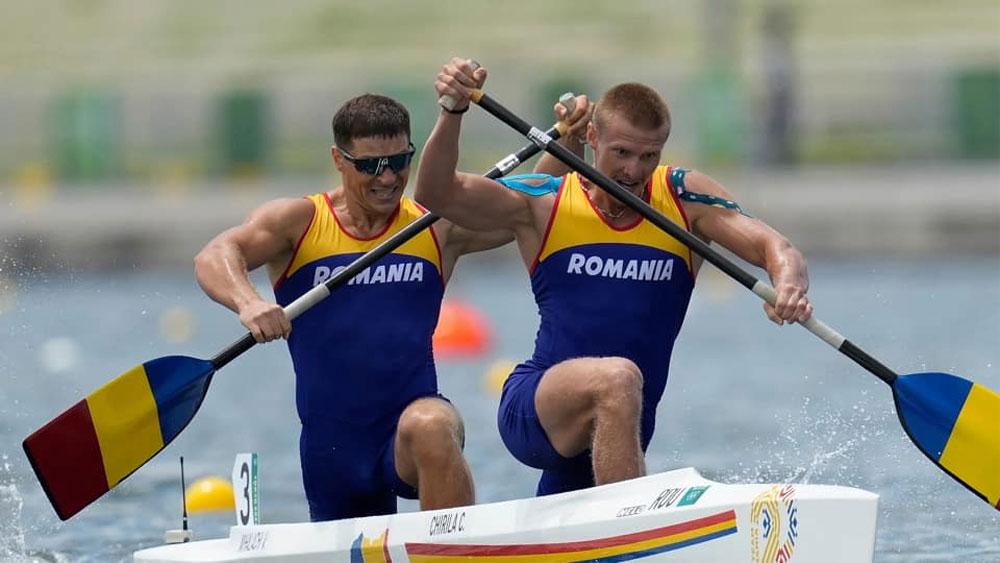 Tulceanul Cătălin Chirilă, calificat în semifinalele probei de canoe simplu – 1.000 m la Jocurile Olimpice
