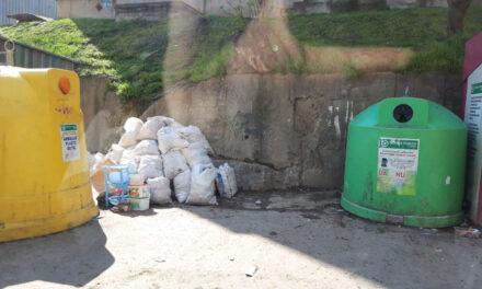 Tulcenii vor putea depozita gratuit deşeurile din gospodării la două puncte de colectare