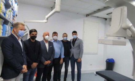 Centru de cardiologie ARES la Spitalul Judeţean de Urgenţă Tulcea