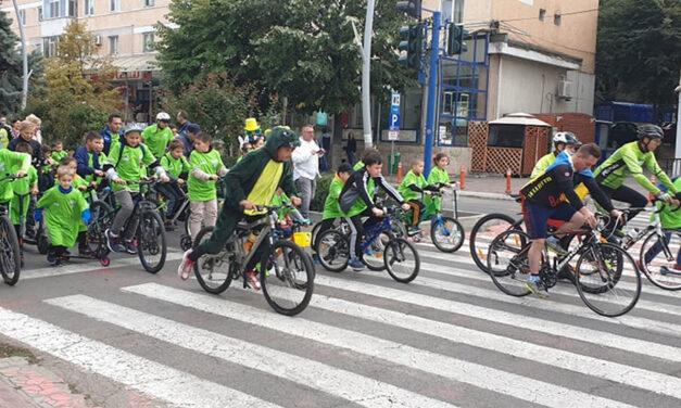 Circa 400 de tulceni au luat parte la Marşul Mobilităţii