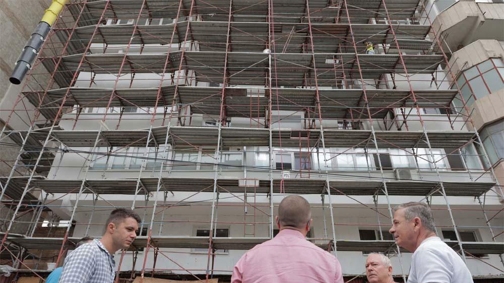 Izolarea termică a blocurilor din municipiu cu bani europeni, pe placul asociaţiilor de locatari