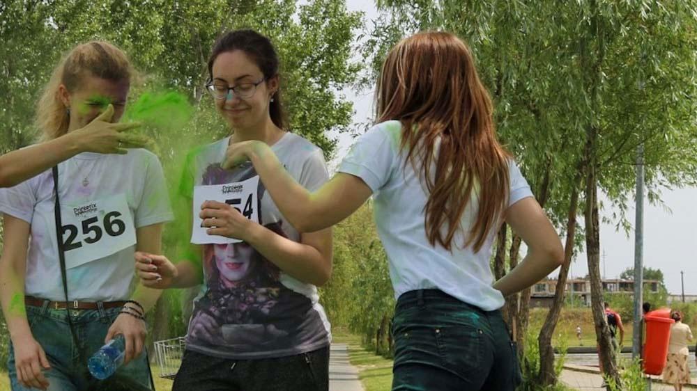 """""""Run for a reason"""": Tulcenii aleargă pentru copiii cu autism"""