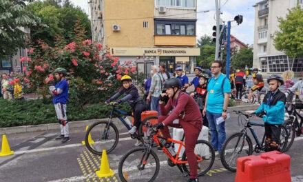 Tulcenii, invitaţi la mişcare în Săptămâna Europeană a Mobilităţii