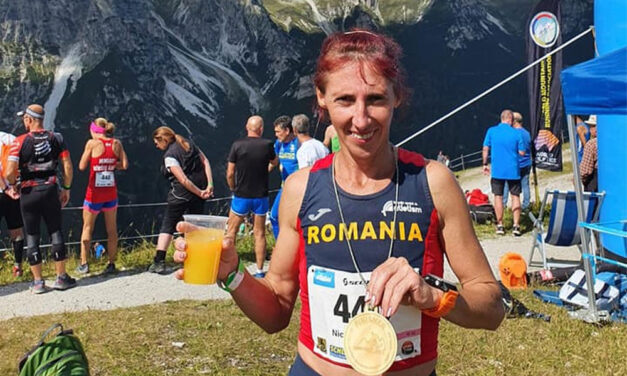 Atleta Nicoleta Ciortan, medalie de bronz la proba pe echipe, la Campionatul Mondial de Alergare Montana Masters din Austria