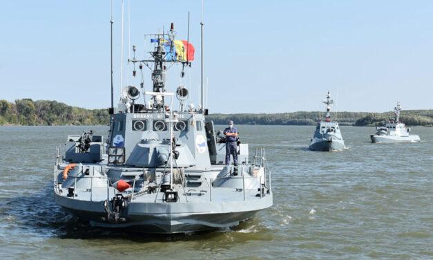 """Exerciţiul bilateral româno-ucrainean """"Riverine 21″, deschis astăzi în Piaţa Civică"""
