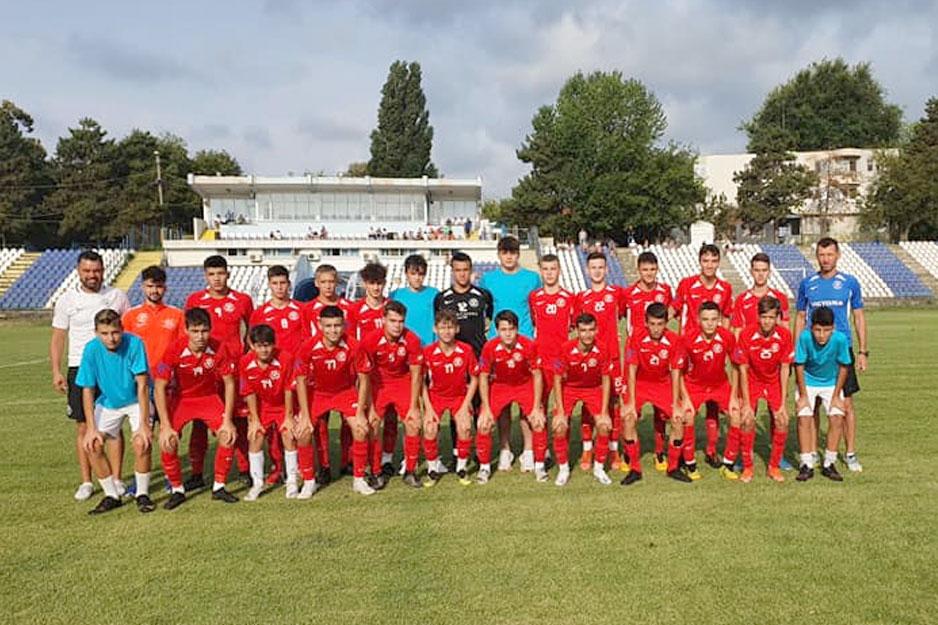 Fotbaliştii de la Victoria Delta Tulcea joacă astăzi  prima etapă a Campionatului Naţional de Juniori, pe teren propriu