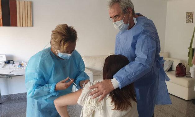 Frica de COVID creşte numărul de vaccinări la Tulcea