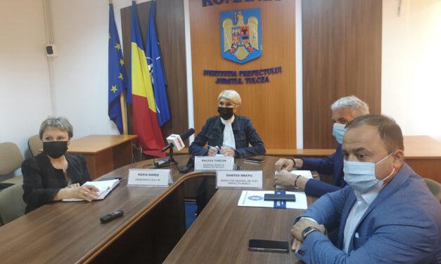 Ministrul Raluca Turcan, la Tulcea