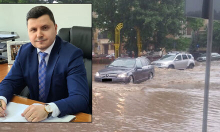 Primăria Tulcea solicită Guvernului încă 11 milioane de lei pentru proiectul de preluare a apelor pluviale