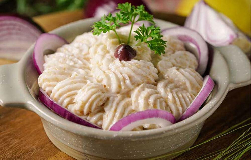 Salata tradiţională cu icre de crap, un nou produs românesc recunoscut şi protejat în UE
