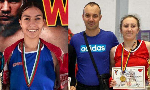 Alina Alexandra Creţu şi Roberta Georgiana Andrei, prezente la Campionatele Europene de box pentru tineret din Muntenegru