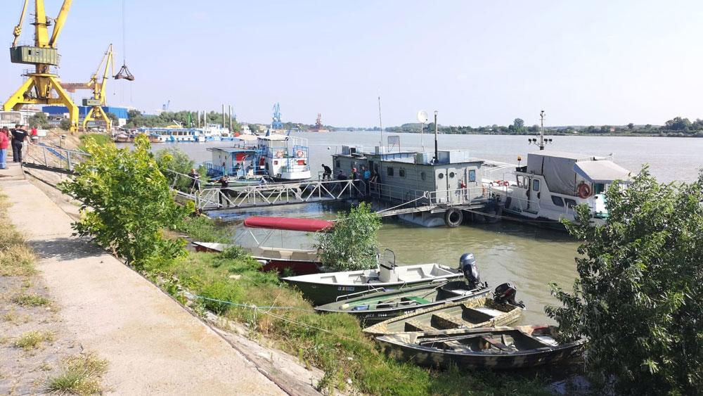 APDM Galaţi dă ordinul de începere a lucrărilor în Portul comercial şi industrial din municipiu