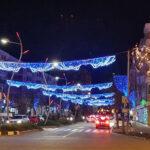 Buget dublu de Crăciun în Tulcea: mai multe zone decorate în municipiu