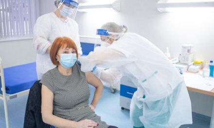 Creşte numărul persoanelor care se vaccinează anti-COVID la Tulcea