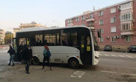 Încă patru autobuze second-hand pentru transportul public tulcean
