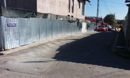 Peste 20 de gospodării de pe strada Istriei din municipiu vor fi racordate la reţeaua de canalizare